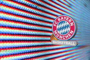 Logo FC Bayern München Basketball