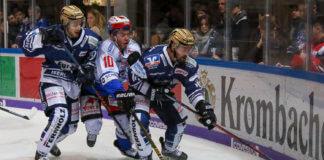 Iserlohn Roosters gegen Schwenninger Wild Wings am 12.01.2020