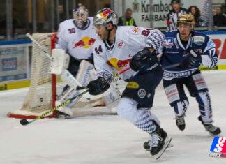 Iserlohn Roosters gegen EHC Red bull München am 14.02.2020