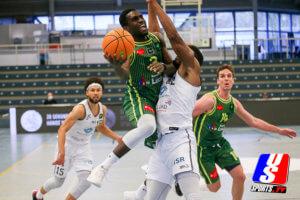 WWU Baskets Münster gegen SC Rist Wedel
