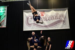 Cheerleader Landesmeisterschaft NRW (c) Andre Steinberg / Cheerleader-Spirit